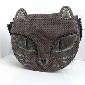 Lollipop cat purse